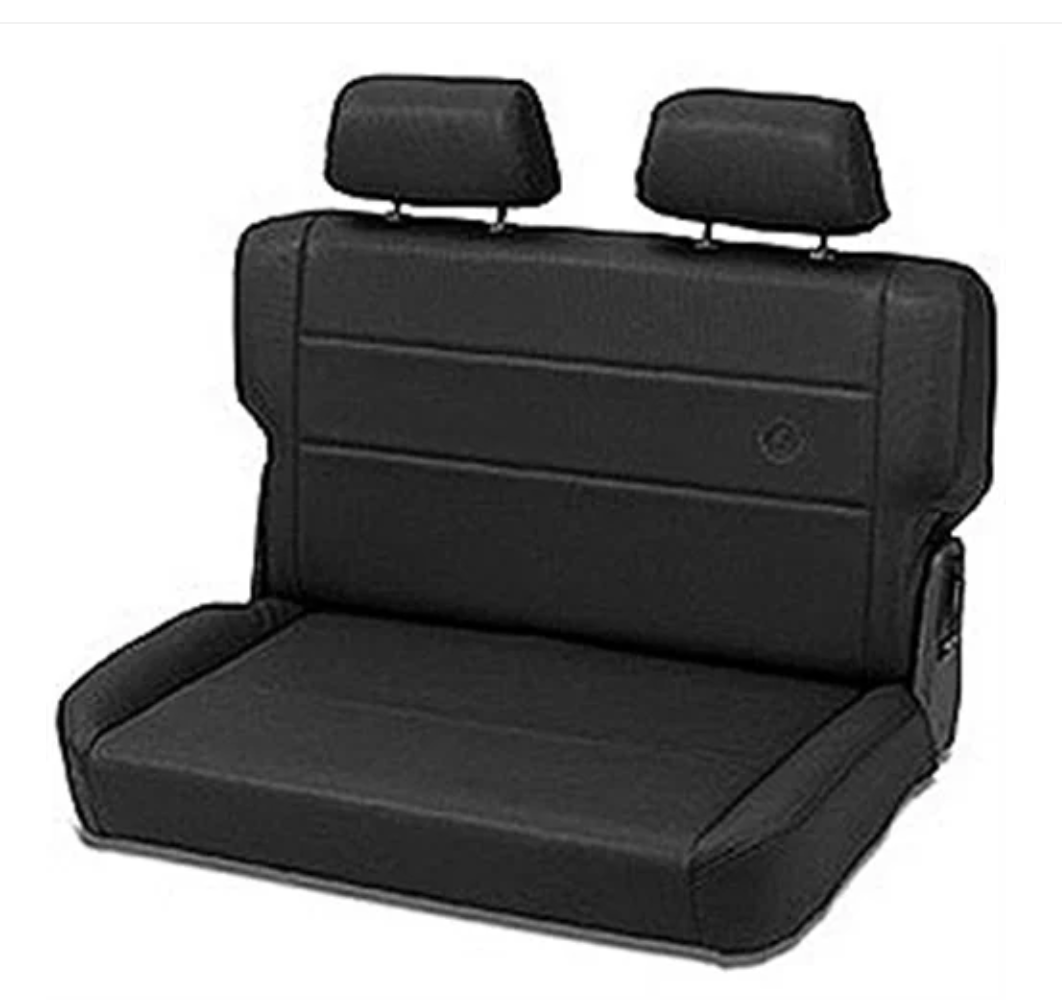 Besttop Fold and Tumble II Rear Seat